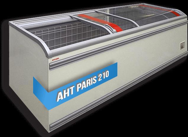 Zamrażarka AHT Paris